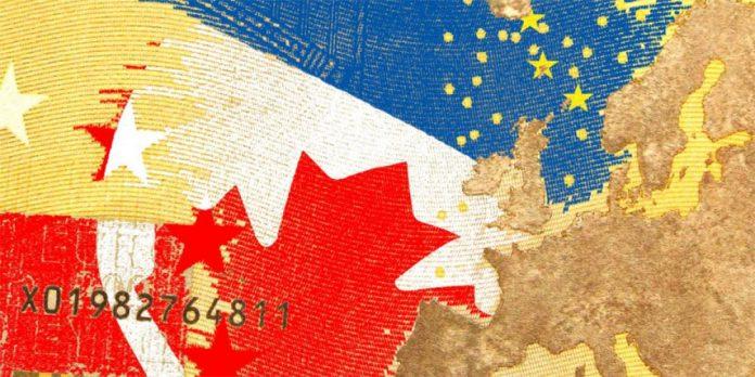 Poisson d'avril pour l'application du CETA