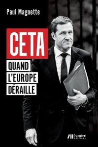 «Le CETA ce n'est pas fini»