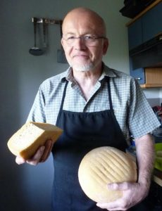 Michel Behrin fromager